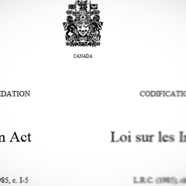 Small the indian act