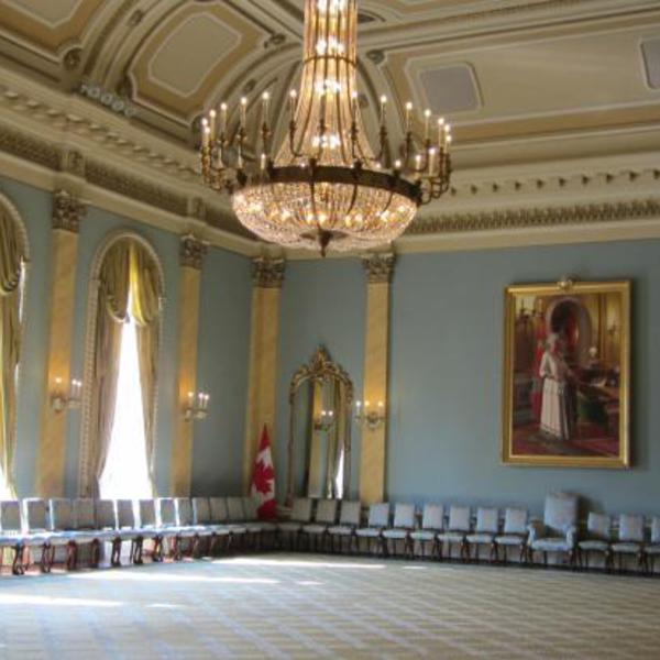 Small rideau hall