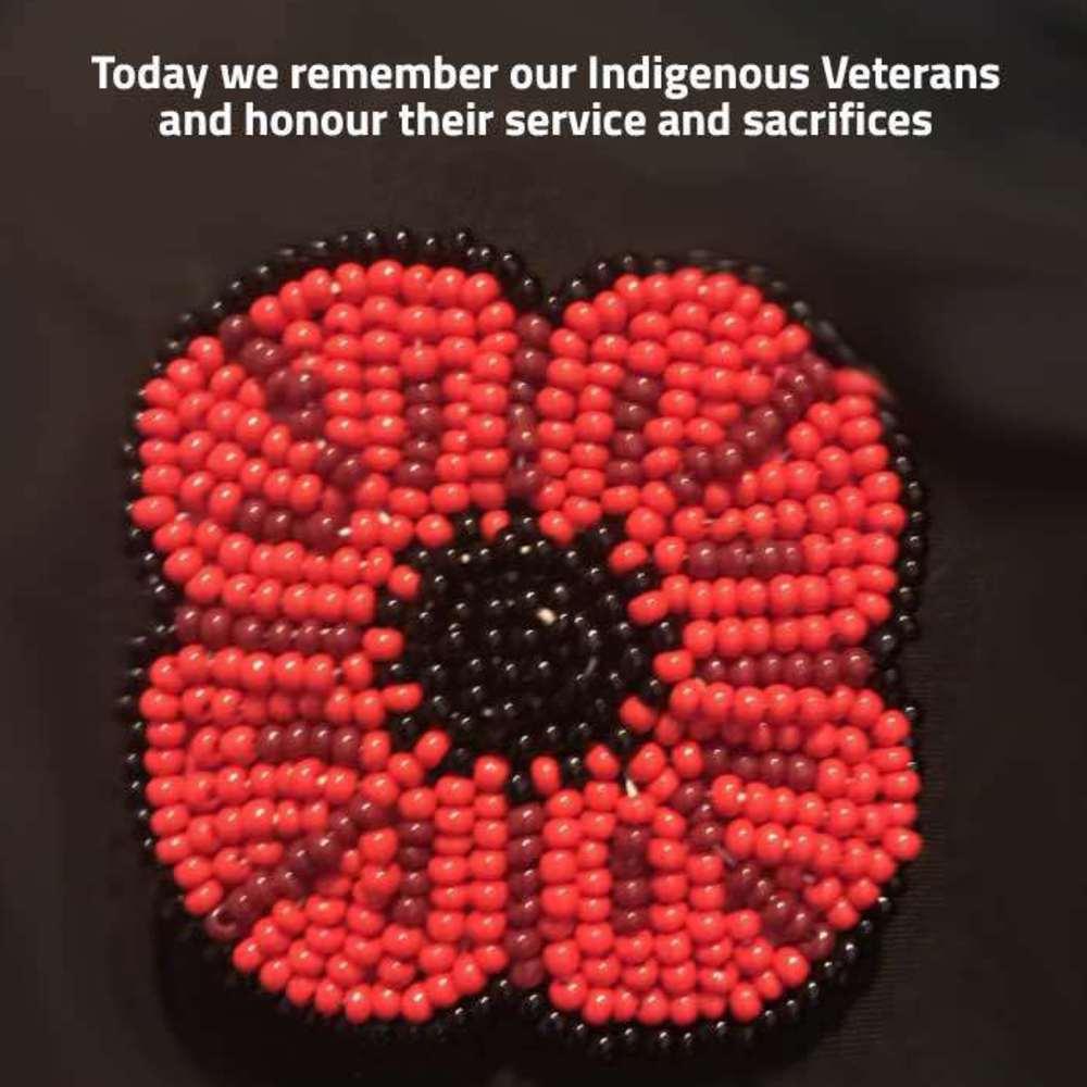 Newjourneys Indigenous Veterans Day