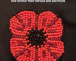 we remember and honour their service, sacrifices, and contributions in war and peacekeeping operations.