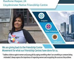 Get to know an Indigenous Youth Champion from Lloydminster Native Friendship Centre
